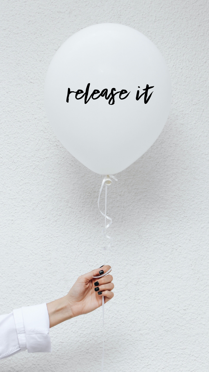 It Is Possible—If You Release It